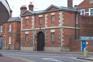 Bedford Prison by Dennis Simpson (Wikipedia Commons)